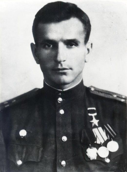 Калиберда Иван Афанасьевич