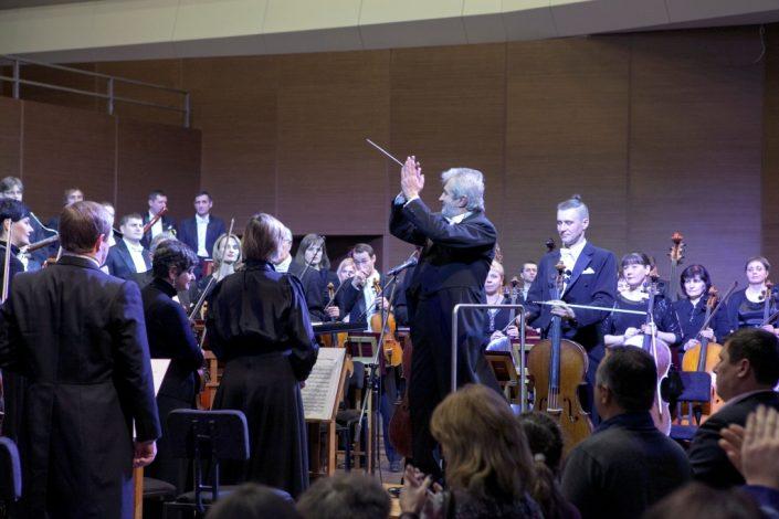 Филармоня благотворительный концерт