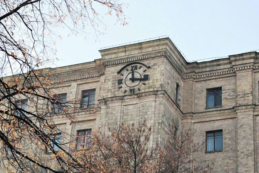 Реконструкция куратнов Харьковского национального университета имени В.Н. Каразина