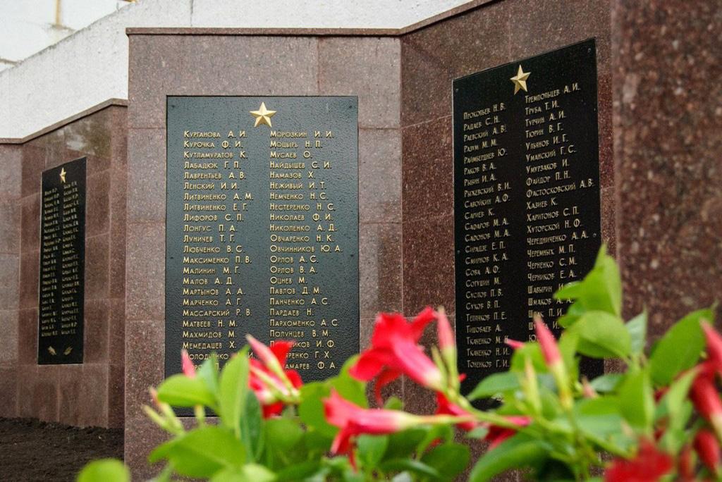 Установление родственников воинов, погибших во второй мировой войне